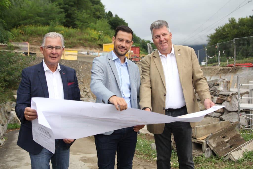 Landskron bekommt neue S-Bahn-Station