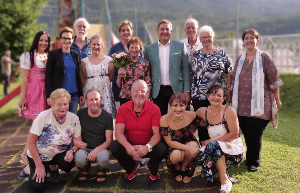 Camping Meidl feierte 50-jähriges Jubiläum