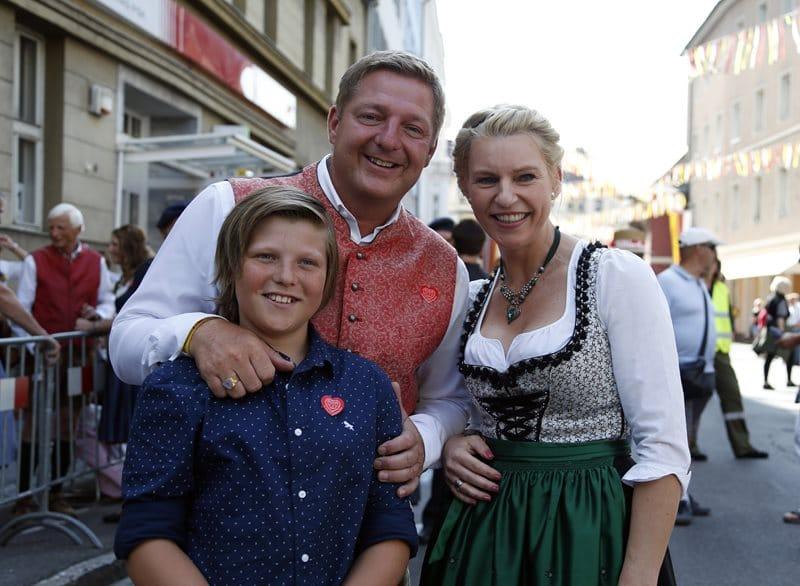 So herzlich feierte Villach seinen 76. Kirchtag