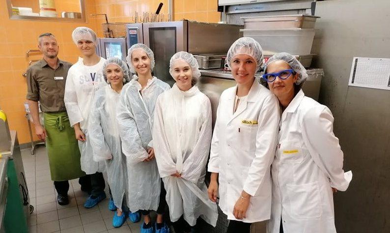 Villach bietet Einblicke in Arbeitswelt