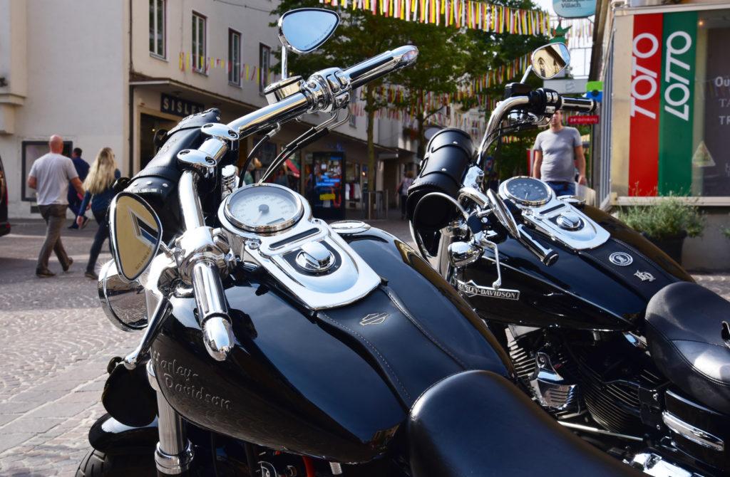 Harley-Parade: So verläuft die Strecke