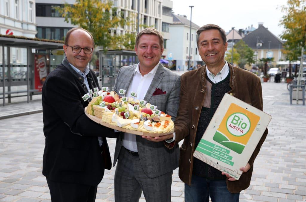 Altstadt: Großes Bio-Fest am Wochenende