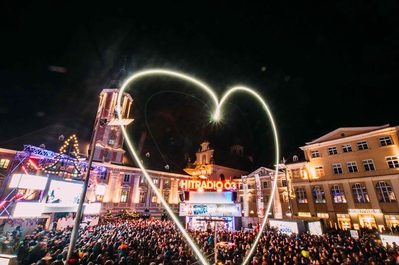 Ö3 Weihnachtswunder: Ganz Villach hilft mit!
