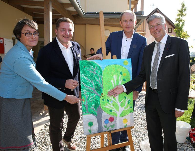 Neue Kindertagesstätte in Villach eröffnet