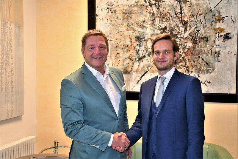 Villach hat einen neuen Magistratsdirektor