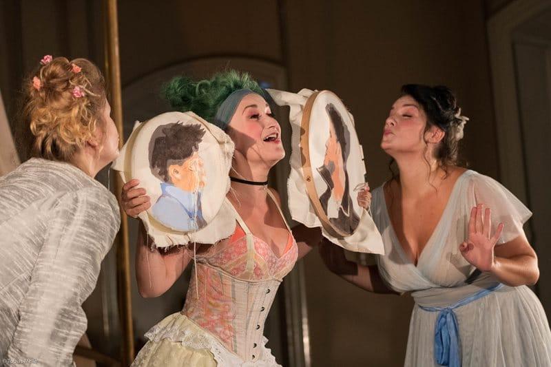 Mozart in Villach: Cosí fan tutte spielt im CCV