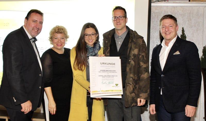 """""""Kinder machen Kino"""" gewinnt Energie- und Umweltpreis 2019"""