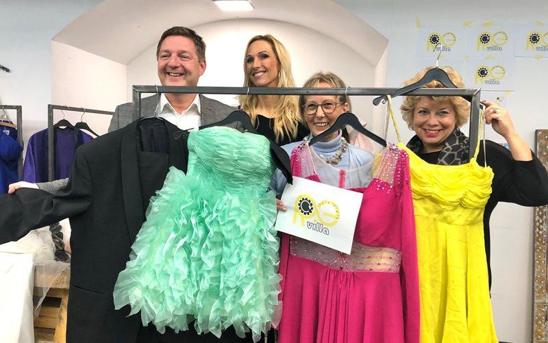 Österreichs erstes Re-Use-Kaufhaus sperrt auf
