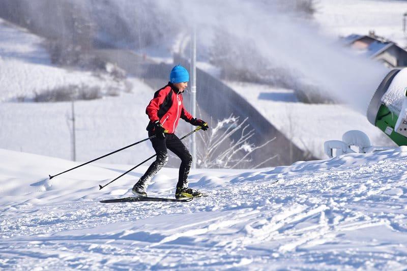 Eislaufplatz und Villacher Alpen Arena sind bereit