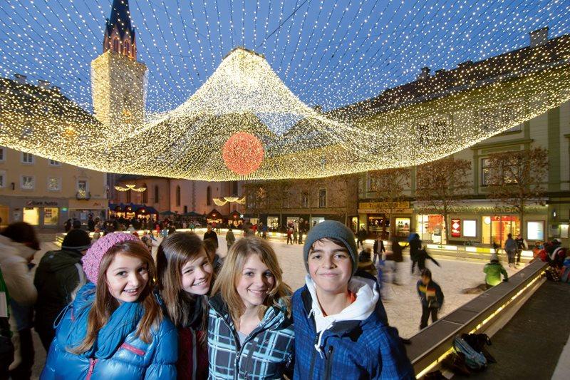 Freitag und Samstag: Eislaufvergnügen bis 20 Uhr