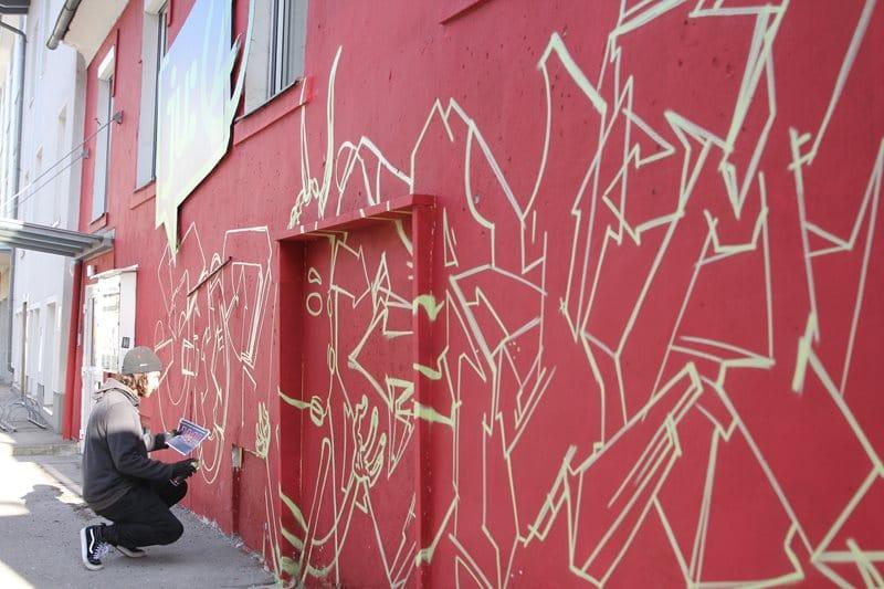 Street Art: Jugendzentrum wird neu gestaltet