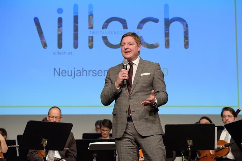 Neujahrsempfang der Stadt Villach
