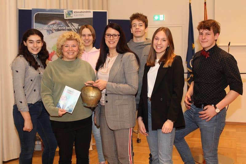 Erster Jugend-Klimagipfel findet in Villach statt