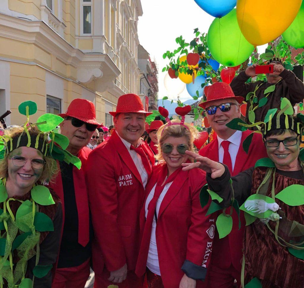 20.000 Menschen feierten in Villach