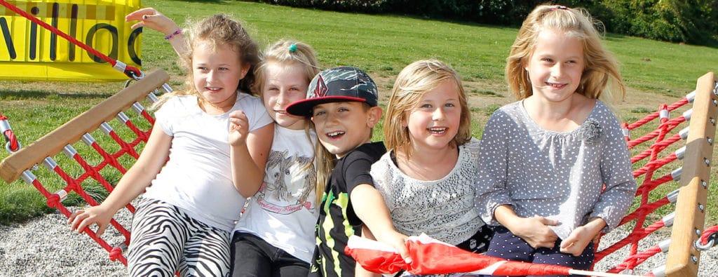 Kinderleicht spielen – auf Villachs Spielplätzen