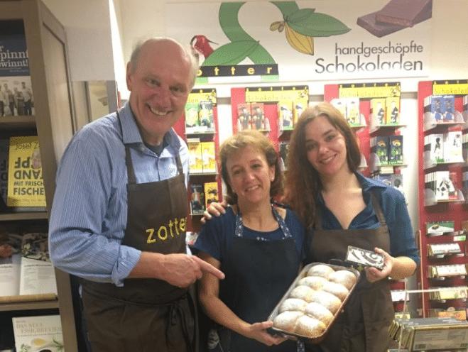 Astrid's Gourmet Garage, Köstlichkeiten für Genießer und Naschkatzen