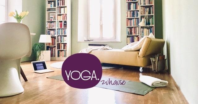 Yoga.Online Kurse: Zu Hause live dabei