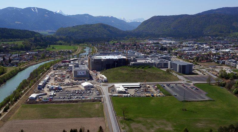 Infineonstraße ab 1. Mai für Verkehr geöffnet
