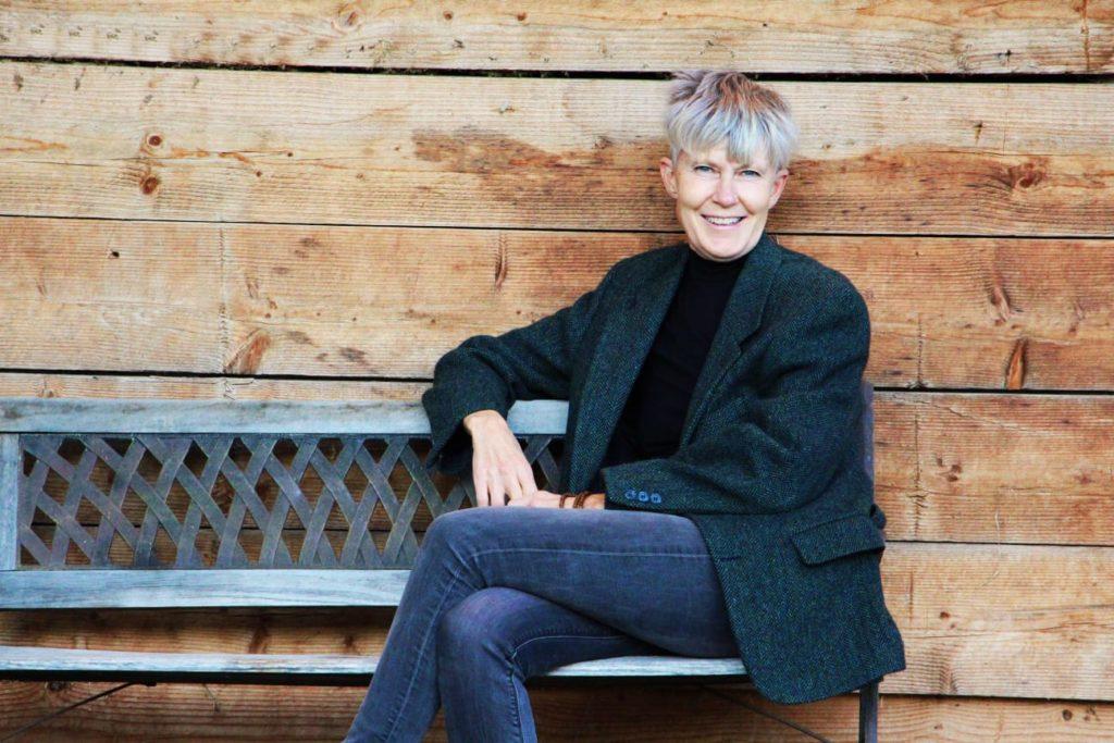 Lisa Illichmann, sie berät mit Herz und Gefühl