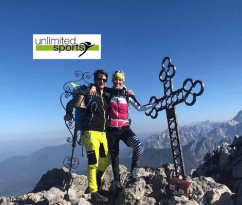Bettina und Alexander Kranner, die leidenschaftlichen Sportler