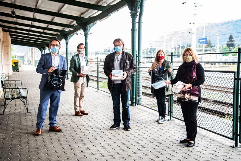 Westbahnhoffnung: Mittagessen für Menschen in Not