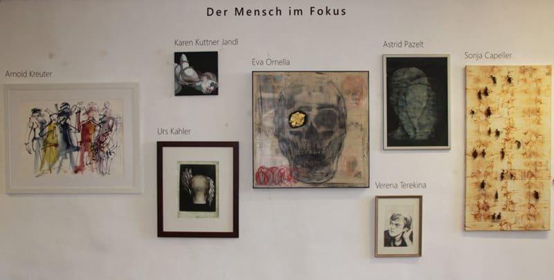 Dinzlschloss öffnet mit Villacher Kunstausstellung