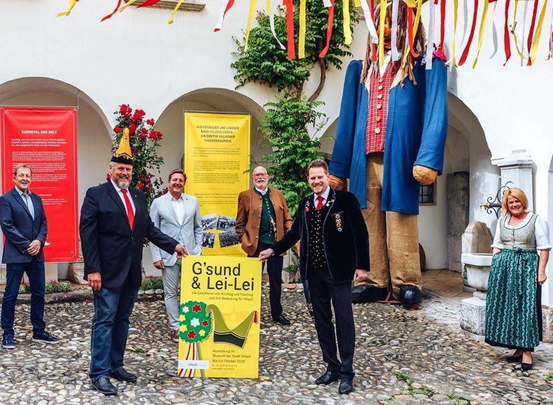 Villacher Stadtmuseum in Kirchtagsstimmung