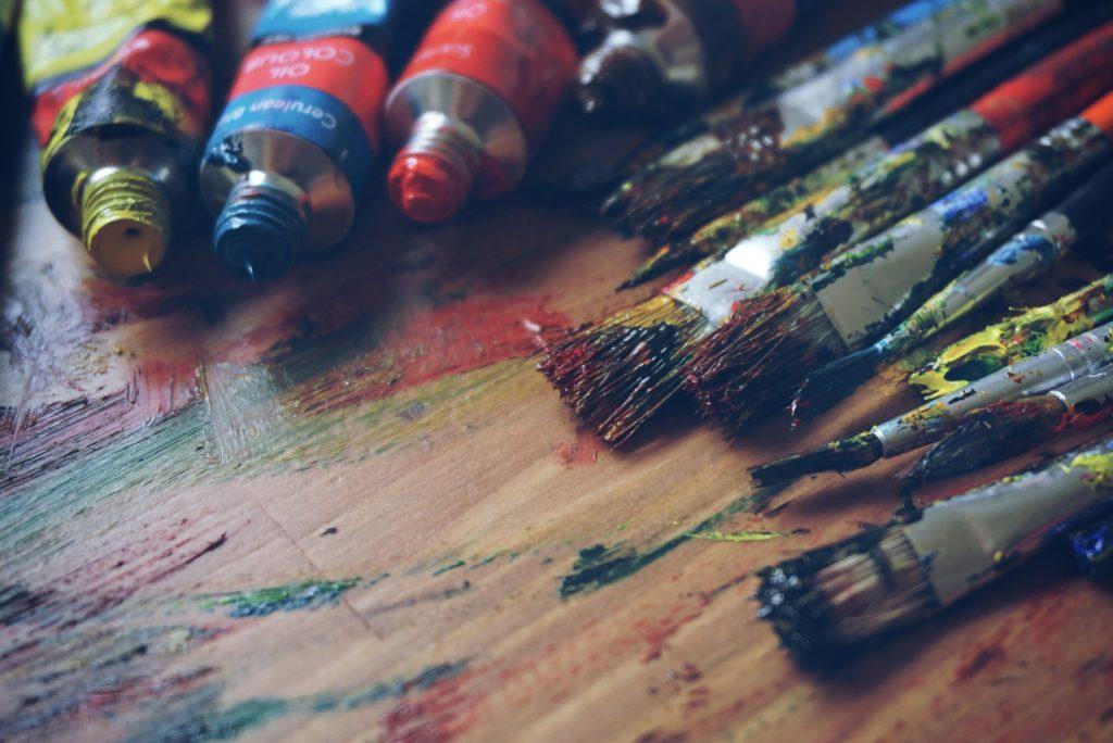 Bewerbungen für Kunstausstellung ab August