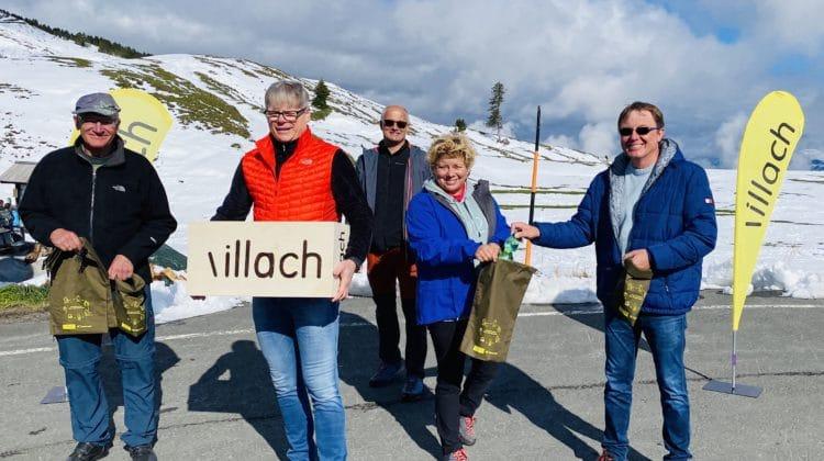 """""""Z'rucksackerl"""" schärft Umweltbewusstsein am Berg"""
