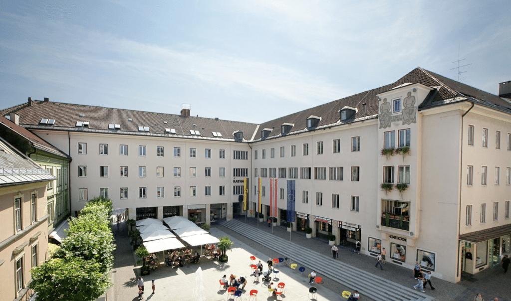 Rathaus-Umbau bedingt kurzzeitige Schließungen
