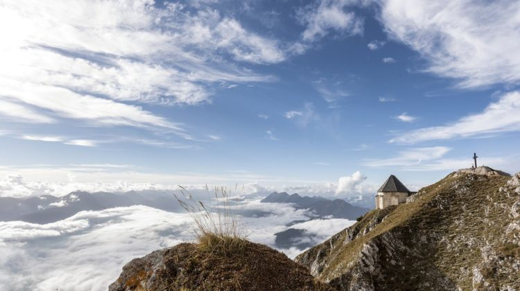 Villach beteiligt sich an neuem Dobratsch-Gipfelkreuz