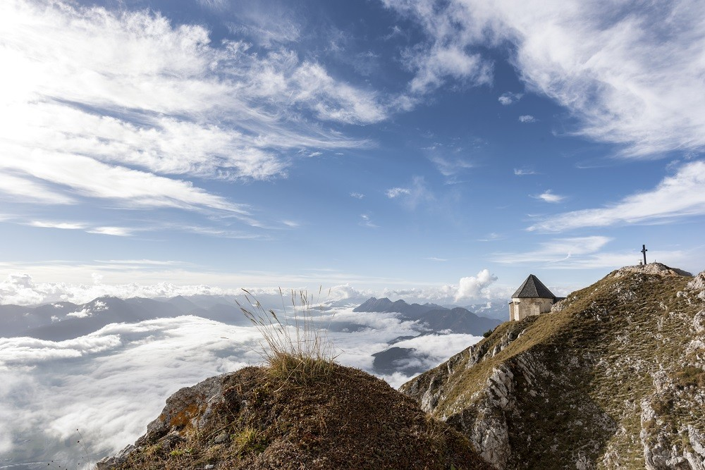 Wandern am Hausberg: Naturparadies Dobratsch