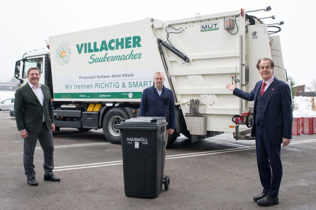 """""""Smart Waste"""" erhöht Nachhaltigkeit und spart Geld"""