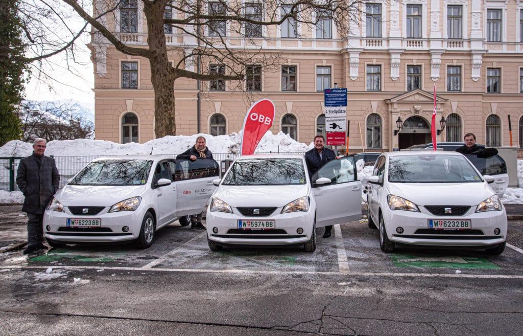 Carsharing: Stadt Villach fördern nachhaltige Mobilität
