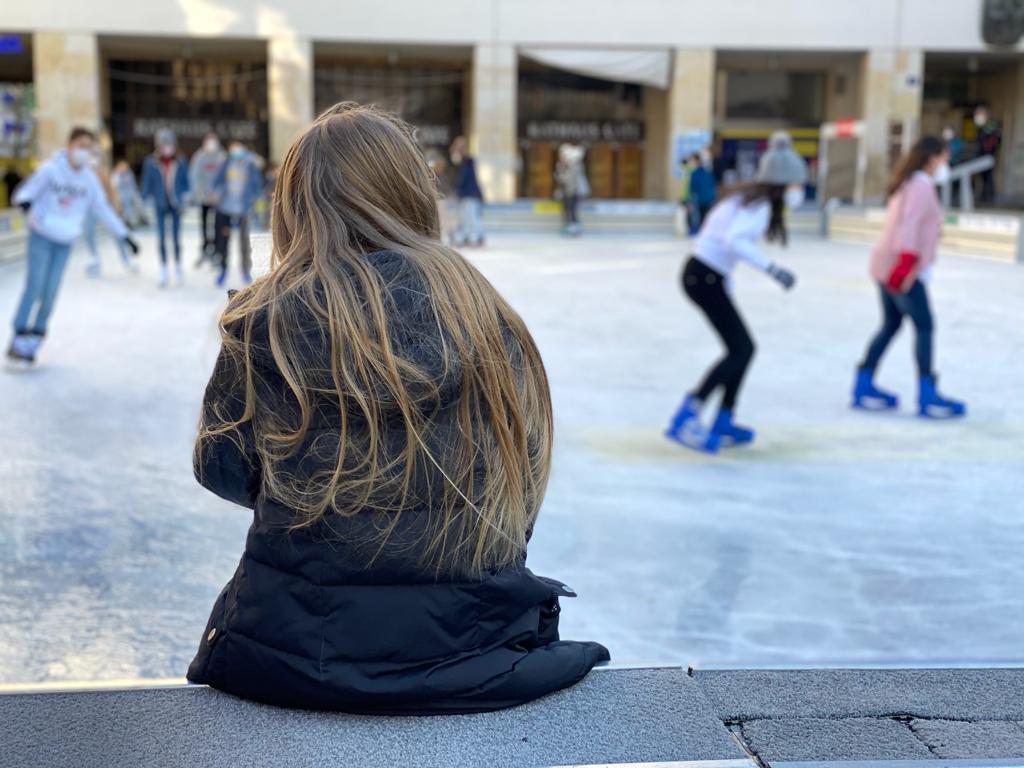 Eiszeit am Rathausplatz wird verlängert