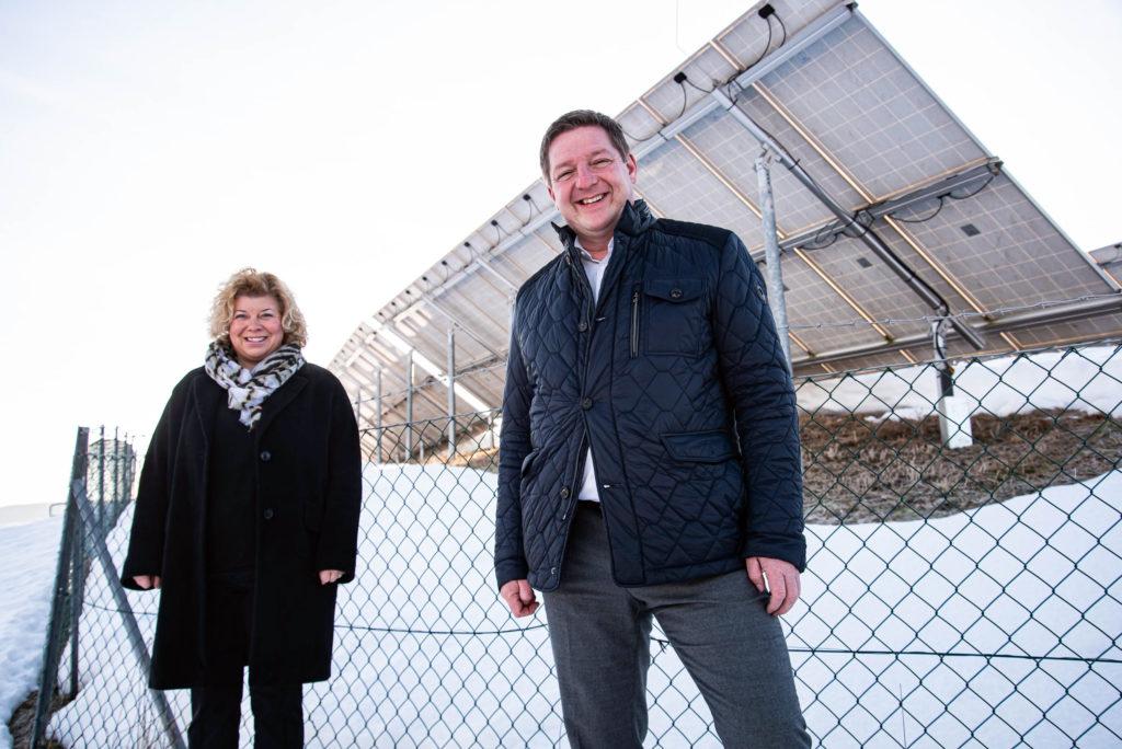 """""""100 Prozent Villach"""" – Stadt wird CO2-neutral"""