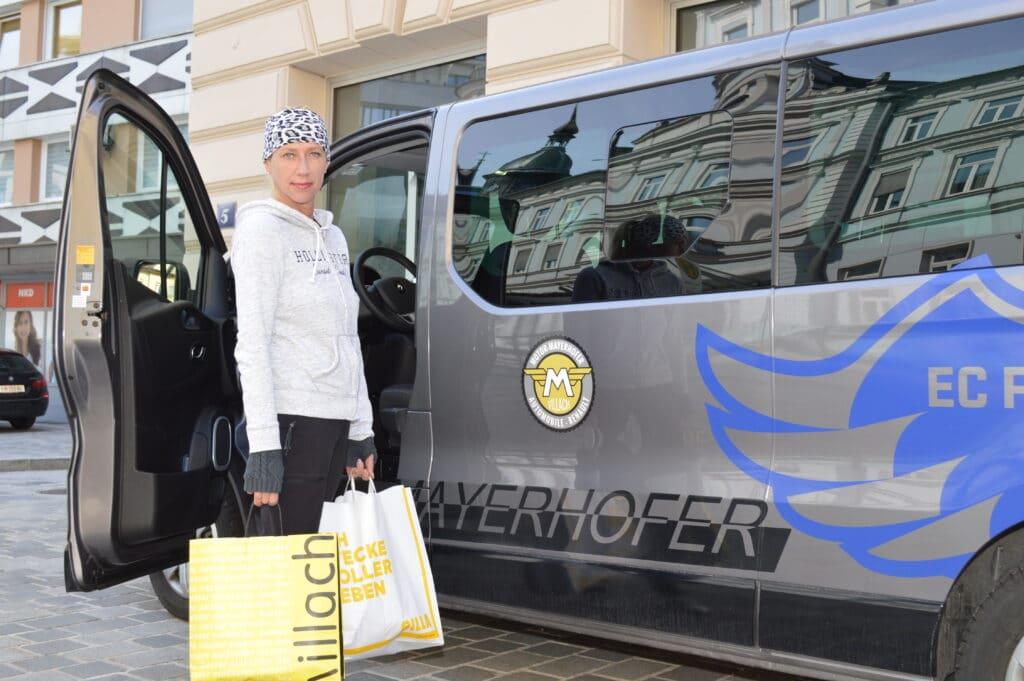 Villach hält zusammen: Einkaufshilfe bleibt aufrecht