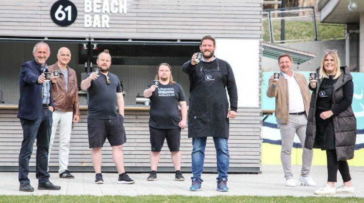 "Top-Gastronomen bereichern ""Panorama-Beach"""