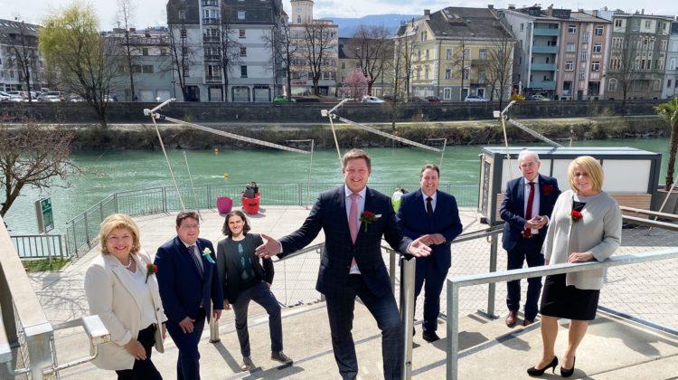 Angelobung der Villacher Stadtpolitik