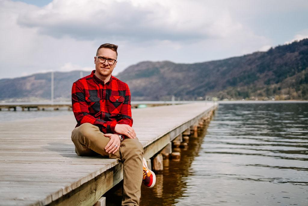 Philipp Schuster hat viele Pläne für Campingbad