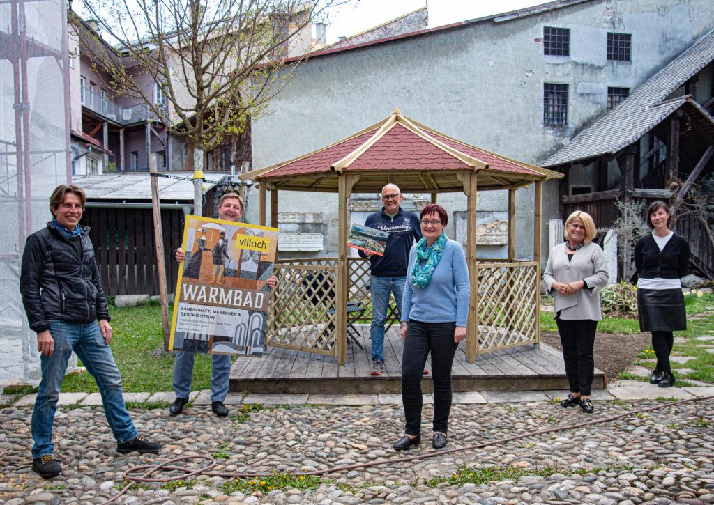 Museum-Sonderschau erzählt Warmbads Geschichte