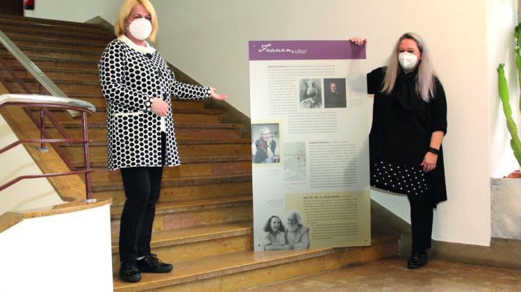 Weibliche Erinnerungskultur rückt ins Zentrum