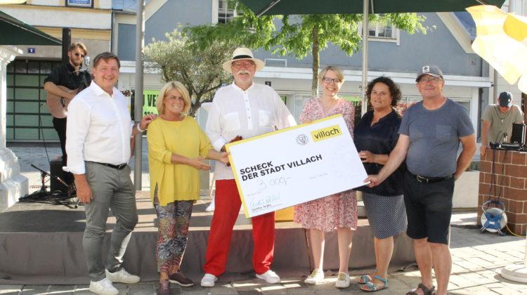 Rad-Versteigerung brachte 3.000 Euro für guten Zweck
