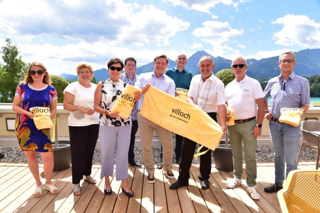 Panorama Beach Drobollach offiziell eröffnet